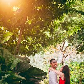 by Mohamad Irwan - People Couples ( nature, wedding, fujifilm, fuji, portrait, singapore )