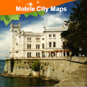 Trieste, Koper Street Map icon
