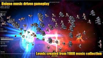 Screenshot of Beat Hazard Ultra (Demo)