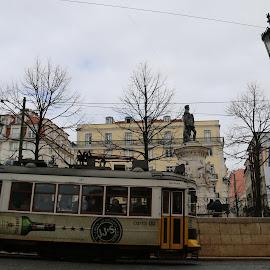 Lisbon Electrico by João Ascenso - Transportation Other