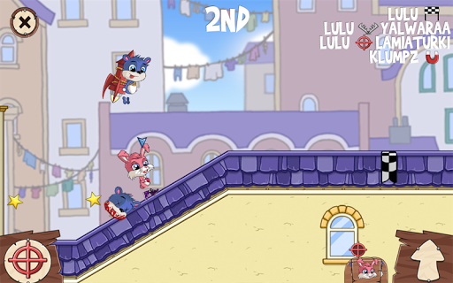 Fun Run 2 - Multiplayer Race - screenshot