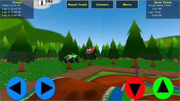 Screenshot of Toy Truck DEMO
