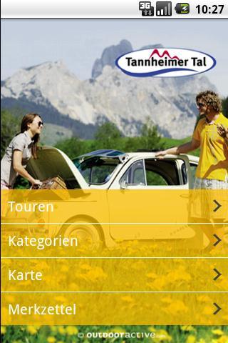 Urlaub im Tannheimer Tal