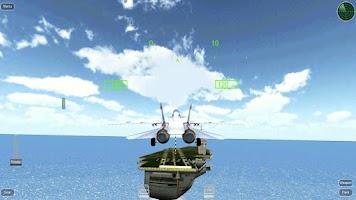 Screenshot of Air Wing Pro