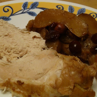 Cranapple Crockpot Turkey Breast