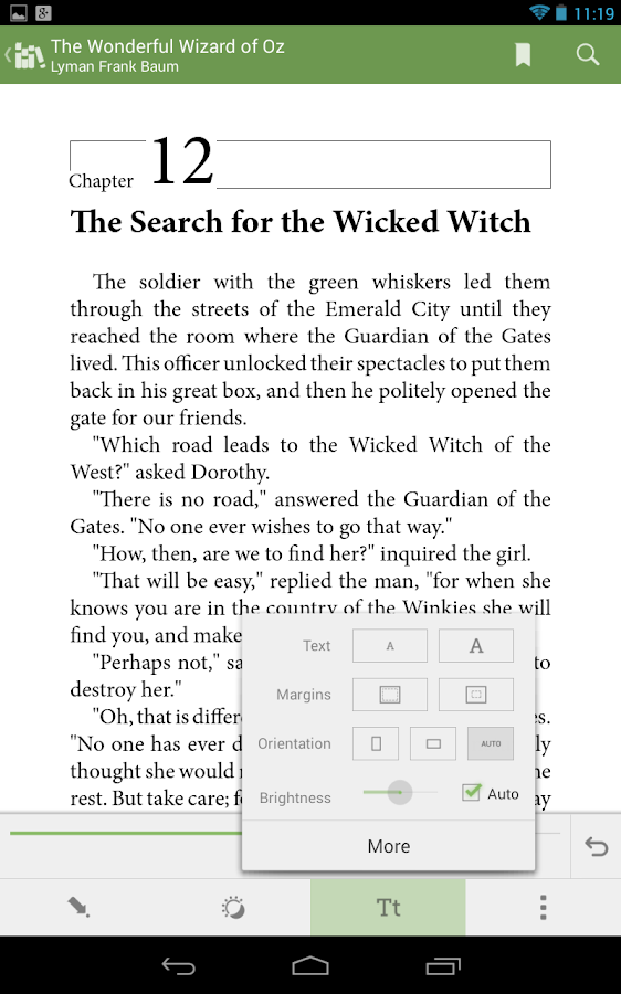 Aldiko Book Reader Screenshot 14