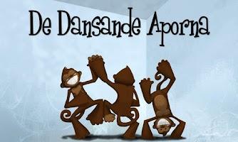 Screenshot of De Dansande Aporna