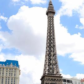 Paris - Las Vegas by Kevin Brown Jr. - Buildings & Architecture Office Buildings & Hotels ( las vegas, paris, nevada, architecture, hotel, nikon )