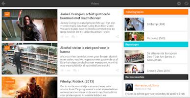 Screenshot of Skoften.net