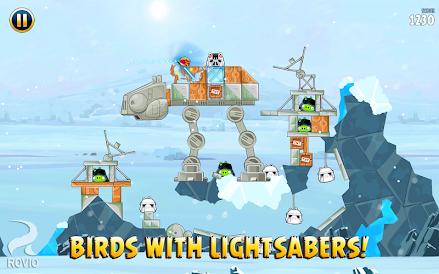 возможности Со игры на Андроид Злые Птицы Звёздные Войны