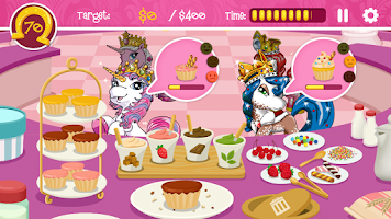 Screenshot of Filly® Cupcake Shop