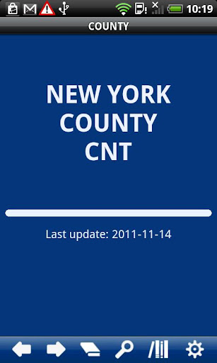 New York County Law