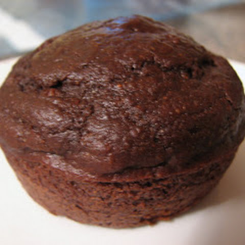 Double-Chocolate Muffins