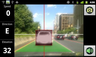 Screenshot of Drivea - Driving Assistant App