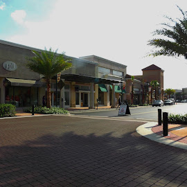 My Town - Wesley Chapel, Florida by Cheryl Beaudoin - City,  Street & Park  Markets & Shops