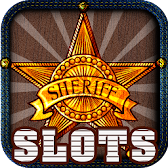 Sheriff Slots - Free Casino APK Icon