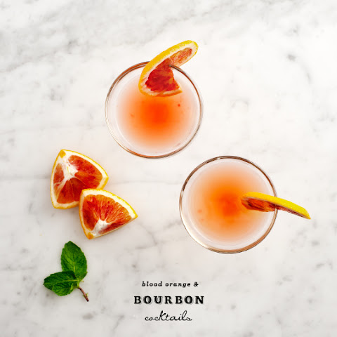 Blood Orange & Bourbon
