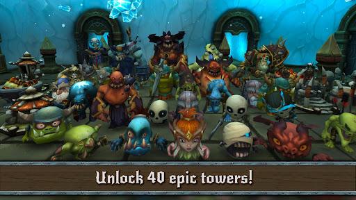 Beast Towers - screenshot
