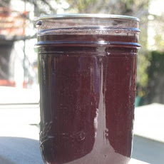 Blackberry Jam With Port