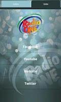 Screenshot of Radio One 105.5 Lebanon