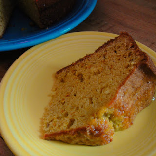Bill Yosses' Orange-Glazed Olive Oil Cake with Fleur de Sel