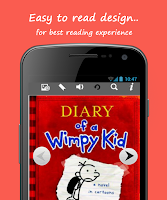 Screenshot of Diary of a Wimpy Kid - Novel
