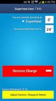 Screenshot of HVAC Check & Charge