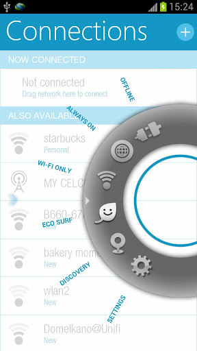 Simplify Smart Wi-Fi Manager