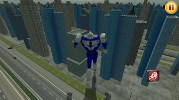 Screenshot of Robots Invasion 3D