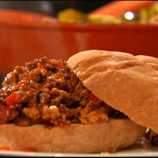 Sloppy Jerky Turkey Joes