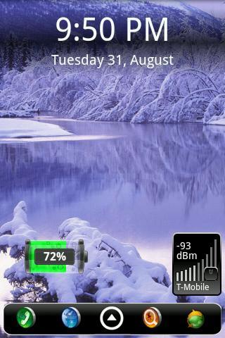 Digital Clock Widget
