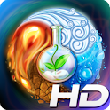 Alchemy Classic HD, a massively Addictive element-combining Puzzle Game