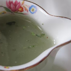 Lemon-Herb Dressing With Mint and Tarragon