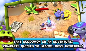 Screenshot of Akodomon