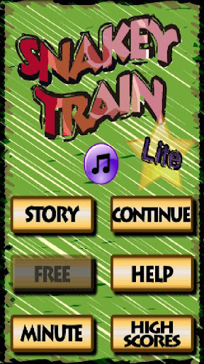 Snakey Train Lite