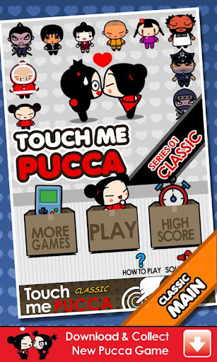 Touch Me Pucca Classic