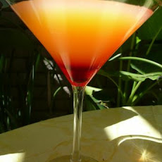Cointreau Sunset