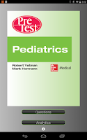 Screenshot of PreTest Pediatrics