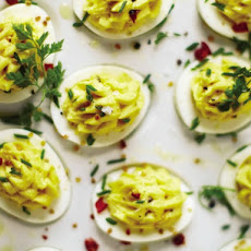 April Bloomfield's Deviled Eggs