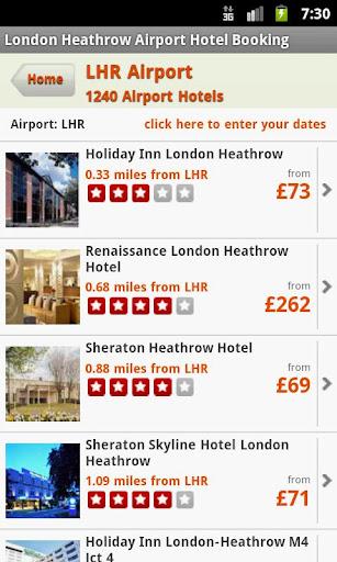 Hotels Near London Heathrow