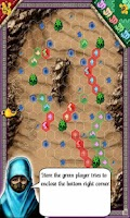 Screenshot of Knizia's Through the Desert