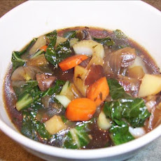 Wild-mushroom and Potato Stew