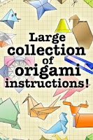 Screenshot of Origami Instructions Free