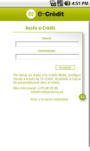 【免費財經App】Crèdit Andorrà-APP點子