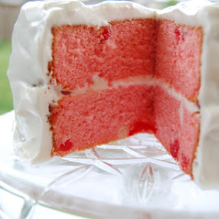 Cherry Cake With Cherry Frosting Recipes