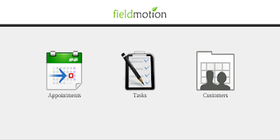 Screenshot of FieldMotion