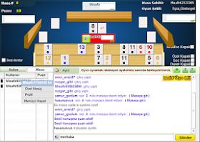 Screenshot of Okey Online Oyna (Chat Var)