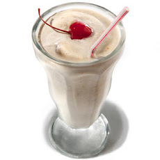 Bourbon Old Fashioned Milk Shake