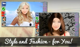 Screenshot of Hairstyles - Star Look Salon
