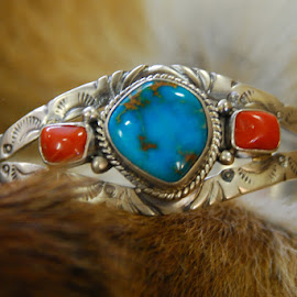 Cowgirl's Bracelet by Michelle Cox - Artistic Objects Jewelry ( object, artistic, jewelry )